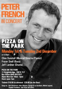 Peter French In Concert